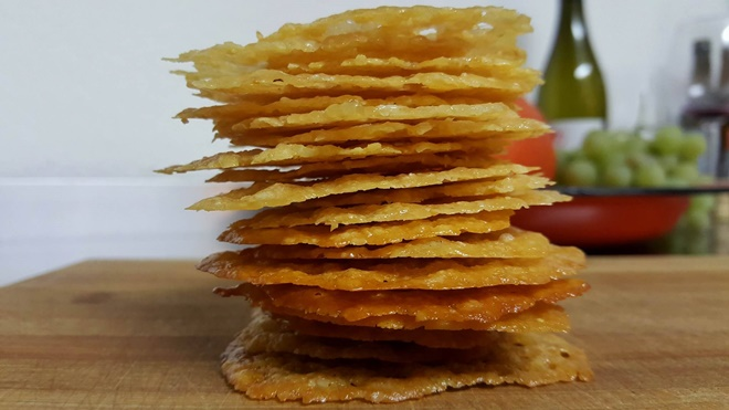 Photo of Parmigiano Reggiano Chips