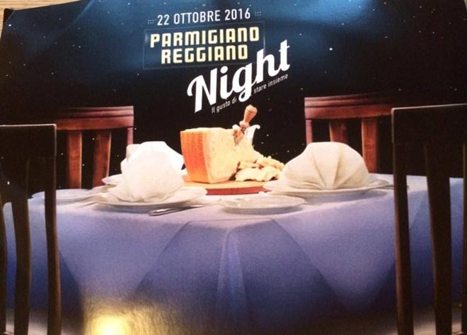 Parmigiano Reggiano Night 2016