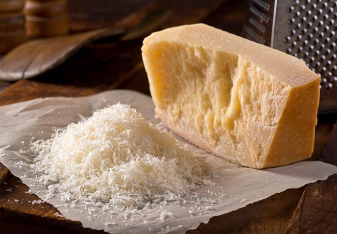 Parmesan eller Parmigiano Reggiano?