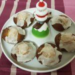Muffins med romrosiner