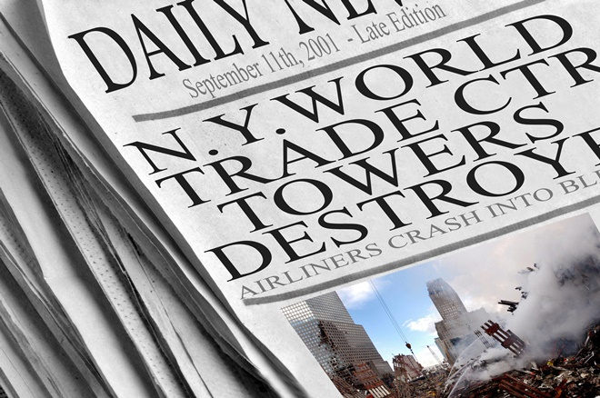 Photo of 11/9 2001 – en dag som jeg aldrig glemmer