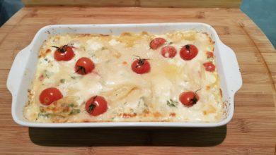 Photo of Ovnbagt spaghetti med tomater