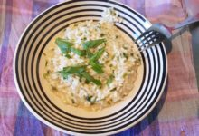 Photo of Risotto med ramsløg