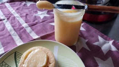 Photo of Hjemmelavet lemon curd