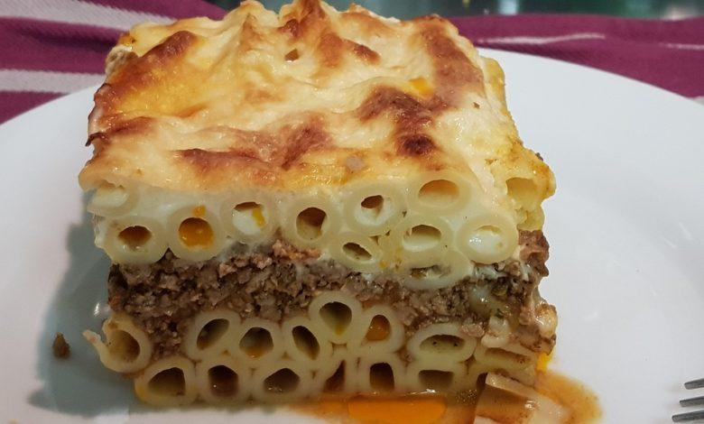 Pastitsio: Græsk lasagne med et twist