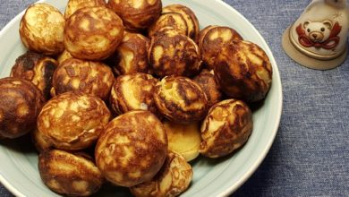 Photo of Bedstemors æbleskiver