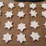 Kanelstjerner en tysk julesmåkage