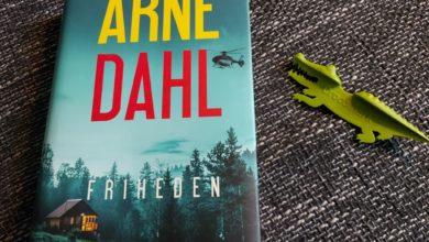 Photo of Friheden af Arne Dahl