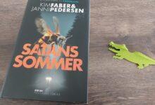 Photo of Satans sommer af Kim Faber & Janni Pedersen