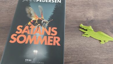 Photo of Satans sommer af Kim Faber & Janni Pedersen