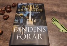 Photo of Fandens forår af Niels Krause-Kjær