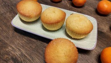 Muffins med klementiner