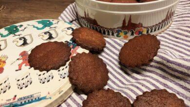 Opskrift på Nutella småkager