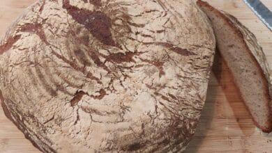 Brød med rugmel