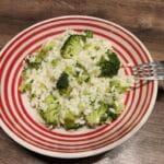 Risotto med broccoli
